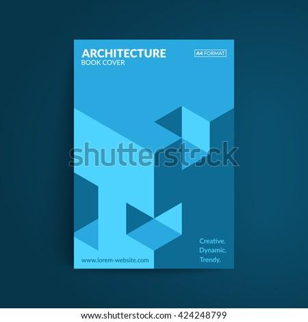 isometric cover design