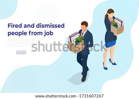 isometric dismissal  severance