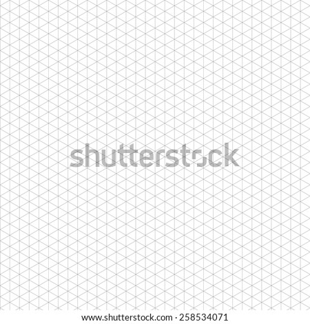 isometric grid black template