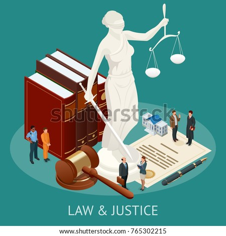 isometric law and justice