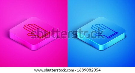 isometric line medical rubber