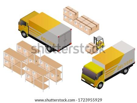 isometric logistics and