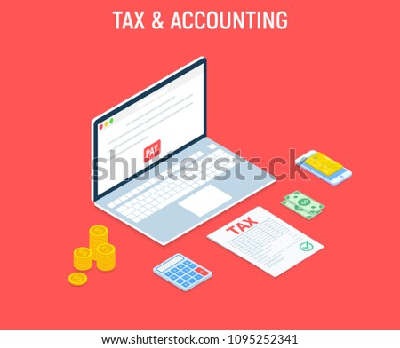 isometric tax and accounting