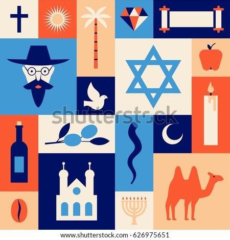 israel  vector travel