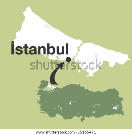 istanbul. The cities of Turkey.