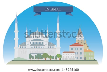 istanbul  turkey. for you design