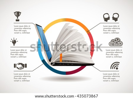 IT Communication - e-learning - internet as knowledge base