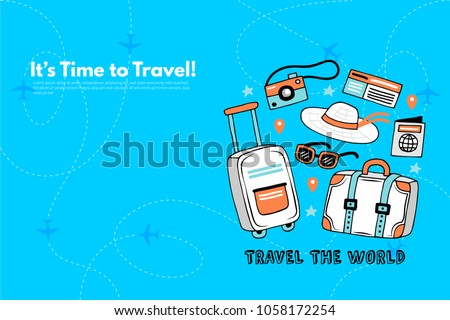 it s time to traveltrip to