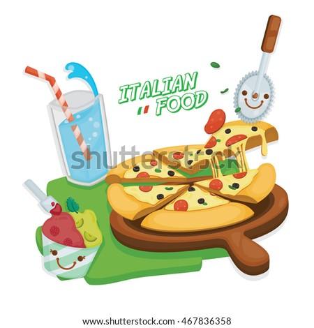italian cuisinepizza margarita