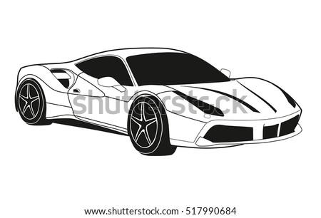 italian super car