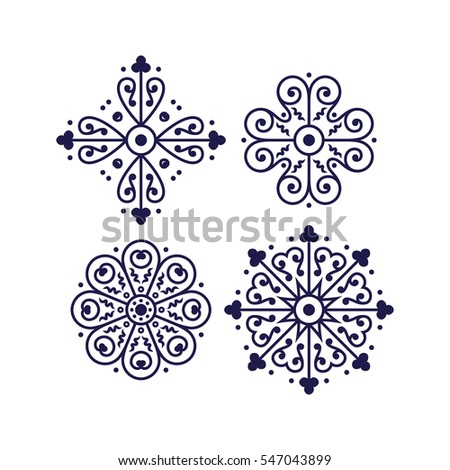 italian traditional ornament