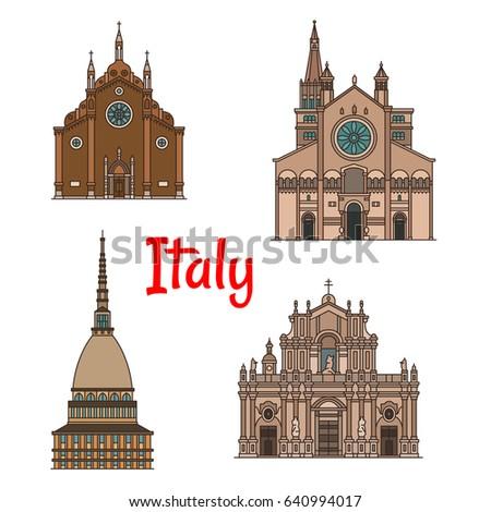 italian travel landmark