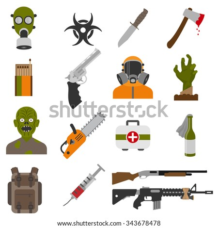items for the zombie apocalypse