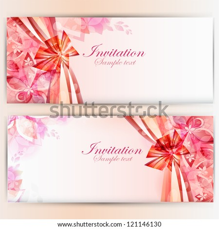 Ivitation card