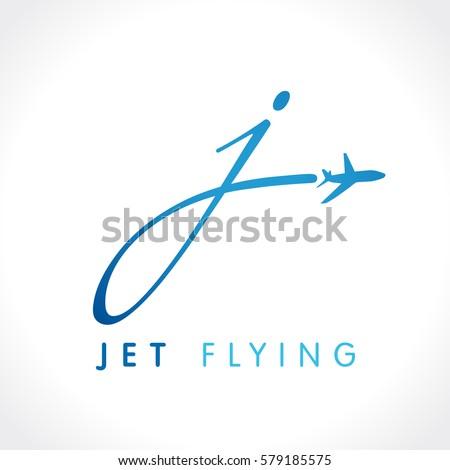 j letter jet travel company