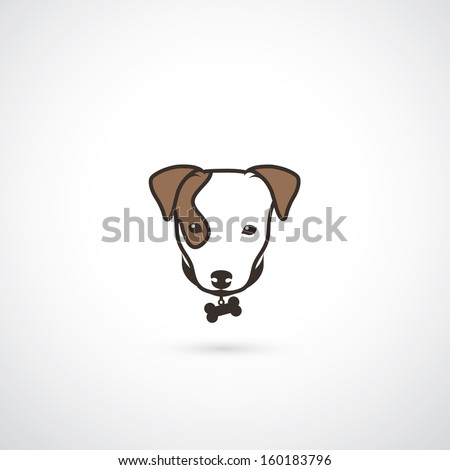Jack Russell Terrier vector illustration