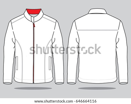 outdoor jackets vector mockups download free vector art stock