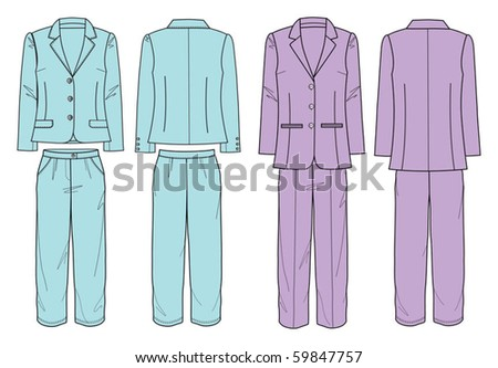 jackets and pants for women