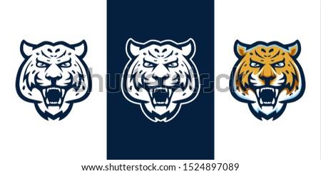 jaguar head three color versions