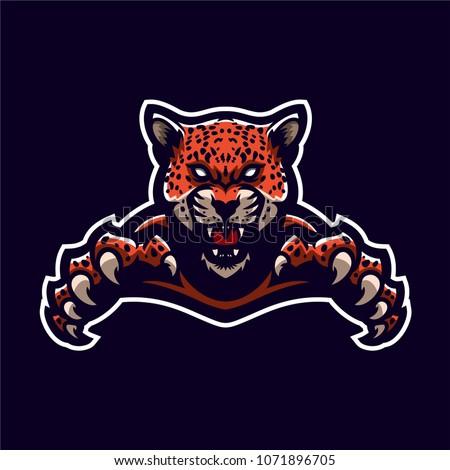 jaguar leopard esport gaming