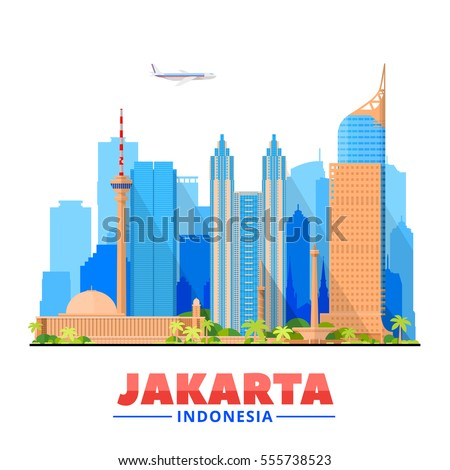 jakarta  indonesia  city