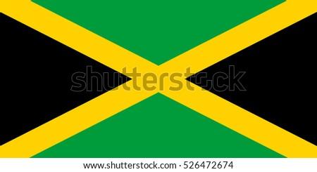 jamaica flag jamaica flag