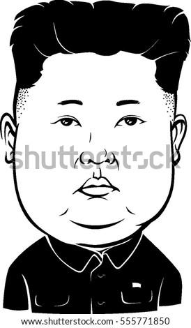 january 14  2017  a caricature