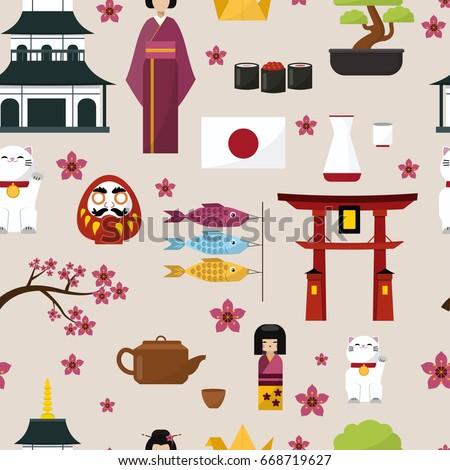 japan famouse culture