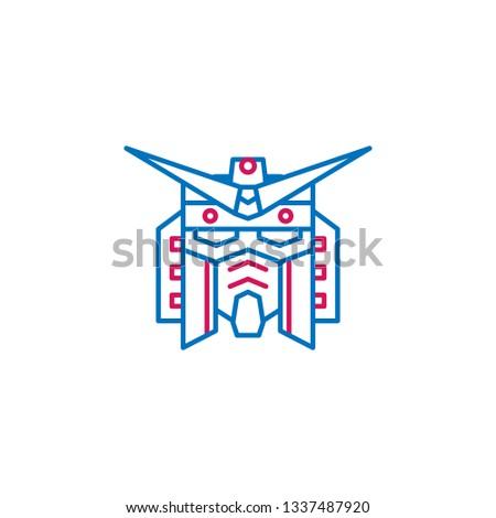 japan  gundam icon element of