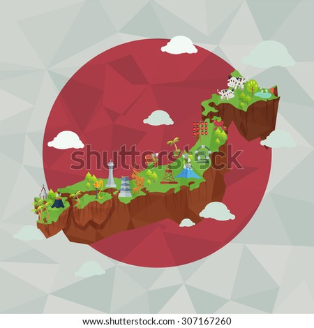 japan map japanese culture