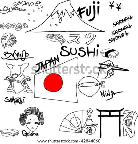 japan set