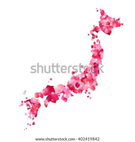 japan silhouette of japanese