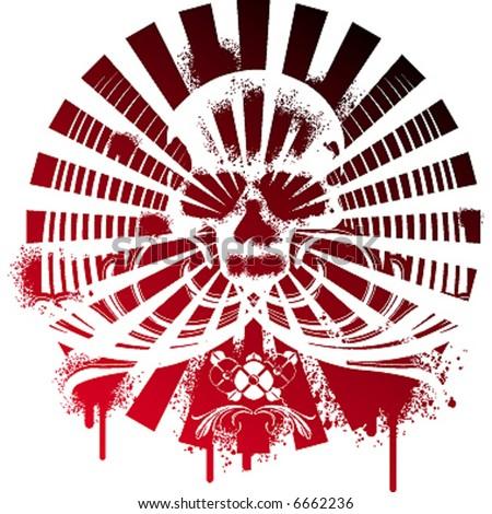 http://image.shutterstock.com/display_pic_with_logo/132445/132445,1194185790,3/stock-vector-japan-sun-grunge-skull-6662236.jpg