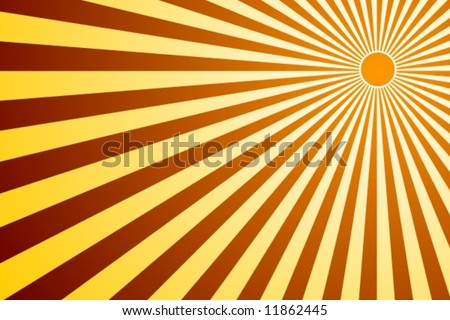 Japan sunshine Background in different colors