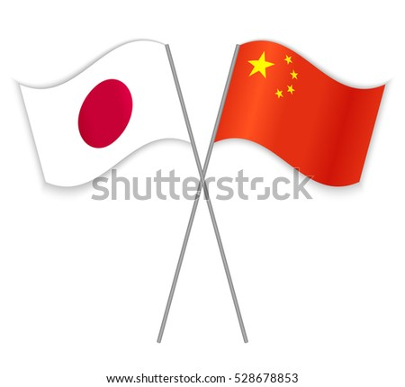 japanese and chinese crossed