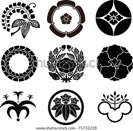 Japanese Family Crests 5