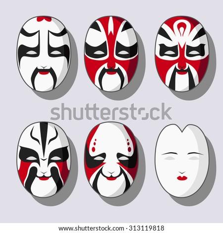 japanese native mask
