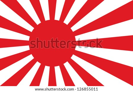 japanese navy flag