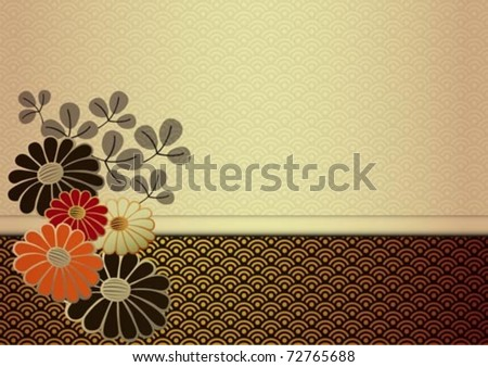 wallpaper+japanese+pattern - Home Trends | Decoration | Gardening