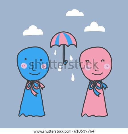japanese rain doll  teru teru