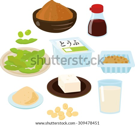 japanese soy foods