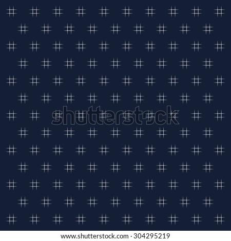 japanese style indigo and white