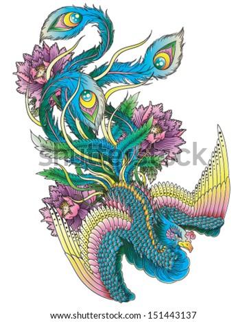 stock-vector-japanese-style-peacock-151443137.jpg