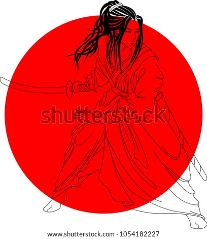 japanese theme   abstract