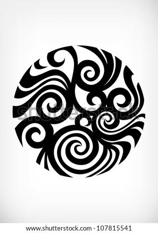 japanese tribal pattern 05