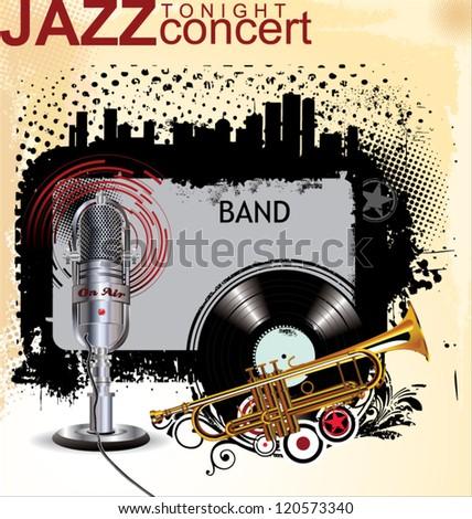 Jazz concert - Public viewing