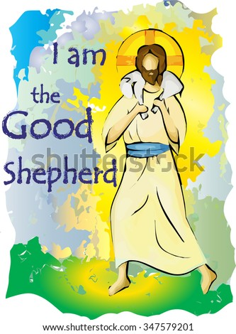jesus christ the good shepherd