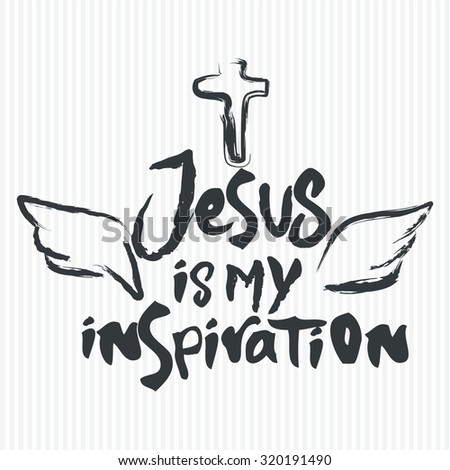 jesus is my inspiration