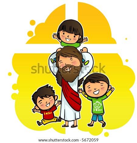 his disciples clipart