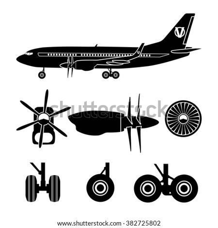 jets constructor black